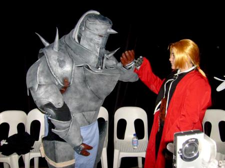 Alphonse Elric from Fullmetal Alchemist