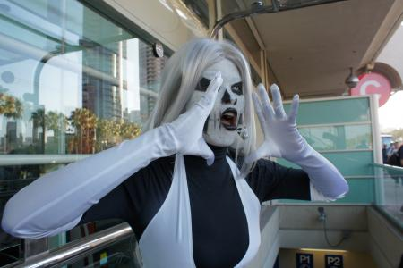 Silver Banshee from DC Comics