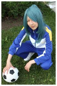 Kazemaru Ichirouta from Inazuma Eleven