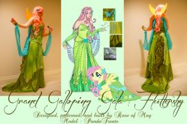 Fluttershy from My Little Pony Friendship is Magic worn by Rose0fMay