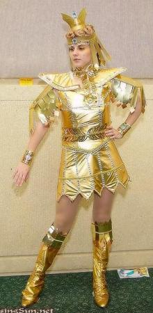 Sailor Galaxia from Sailor Moon Seramyu Musicals worn by Rose0fMay