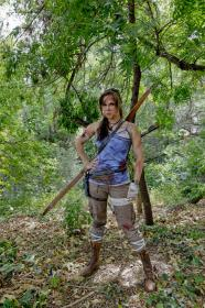 Lara Croft from Tomb Raider worn by Rose0fMay