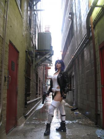 Motoko Kusanagi from Ghost in the Shell S.A.C worn by Rose0fMay