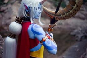 Soraka from League of Legends worn by jinglebooboo