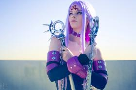 Rider from Fate/Stay Night  by jinglebooboo