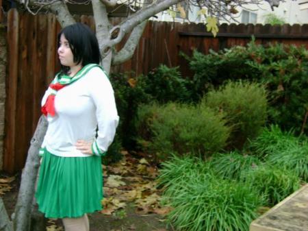 Kagome Higurashi from Inuyasha worn by Mirna / Momo