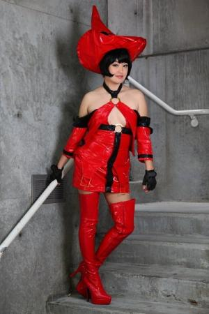 I-No from Guilty Gear XX (Worn by Priscilla)