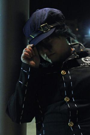 Naoto Shirogane from Persona 4 (Worn by Reiko Fanel)