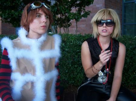 Mello from Death Note worn by TrannyMess