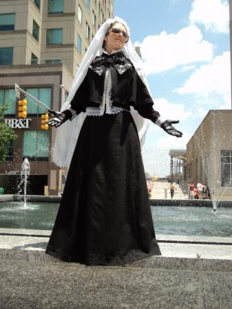 Queen Victoria from Black Butler worn by TrannyMess