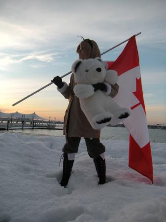 Canada / Matthew Williams from Axis Powers Hetalia worn by TrannyMess