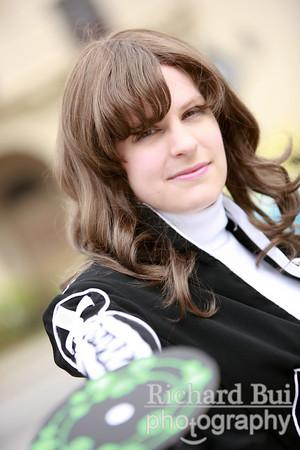 Miranda Lotto from D. Gray-Man