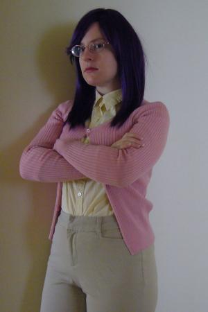 Tieria Erde from Mobile Suit Gundam 00 worn by Mirai Noah
