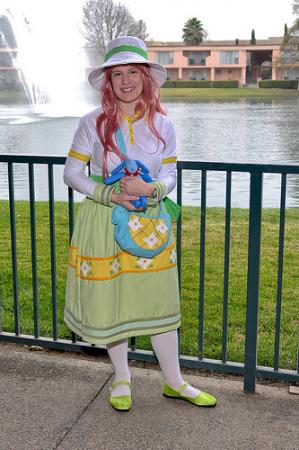 Kobato from Kobato worn by Mirai Noah