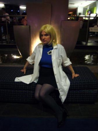 Ritsuko Akagi from Neon Genesis Evangelion worn by Mirai Noah