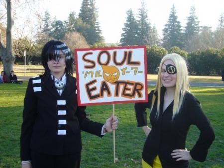 Marie Mjolnir from Soul Eater