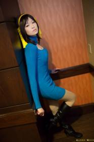 Haruhi Suzumiya from Melancholy of Haruhi Suzumiya