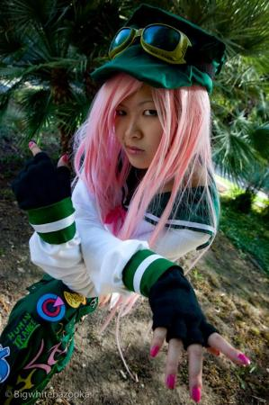 Simca from Air Gear worn by AoiMizuno (Christine)