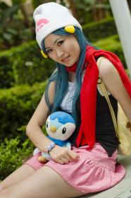 Dawn / Hikari from Pokemon worn by AoiMizuno (Christine)