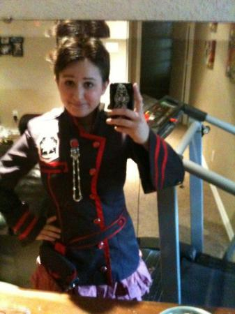 Lenalee (Rinali) Lee from D. Gray-Man worn by Kaylin77