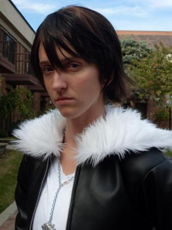Squall Leonheart from Final Fantasy VIII worn by Cid