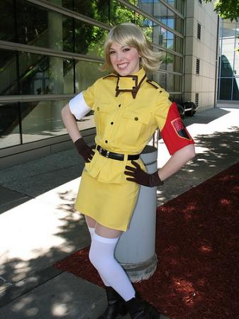 Victoria Seras from Hellsing worn by Dahlia