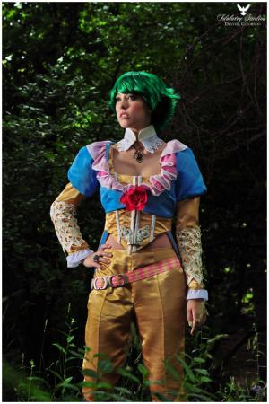 Asellus from SaGa Frontier worn by Dahlia