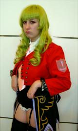 Leviathan from Umineko no Naku Koro ni worn by turtleen