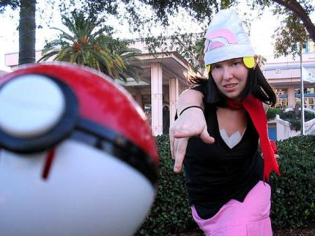 Trainer from Pokemon worn by JackieP