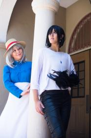 Howl from Howls Moving Castle worn by anonymous_proxy