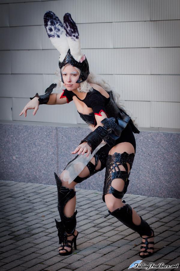 Final fantasy cosplay fran