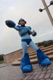 MegaMan X from Mega Man X worn by MissMarquin