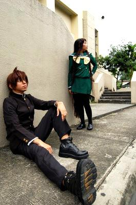 Yuji Sakai from Shakugan no Shana