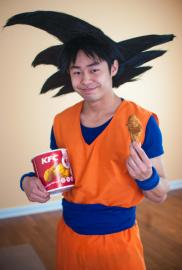 Goku from Dragonball Z