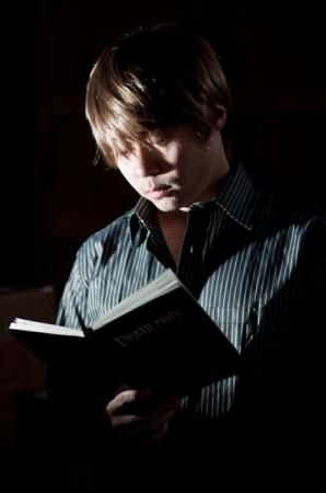 Light Yagami / Raito from Death Note worn by IzunaDrop247