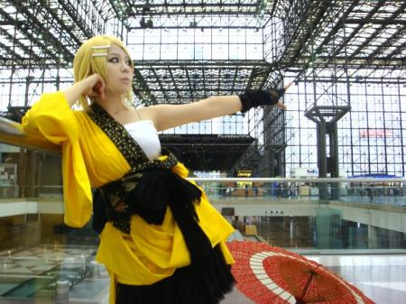 Kagamine Rin from Vocaloid 2 worn by Lan