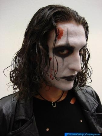Eric Draven from The Crow worn by Darieum