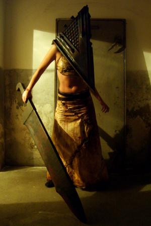 Pyramid Head from Silent Hill: Homecoming