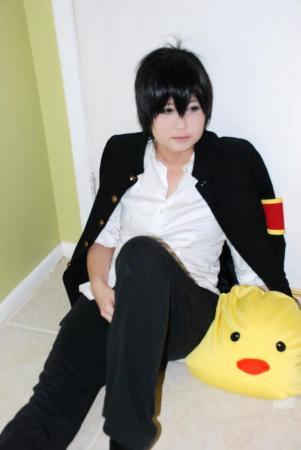 Kyouya Hibari from Katekyo Hitman Reborn! worn by Renoke