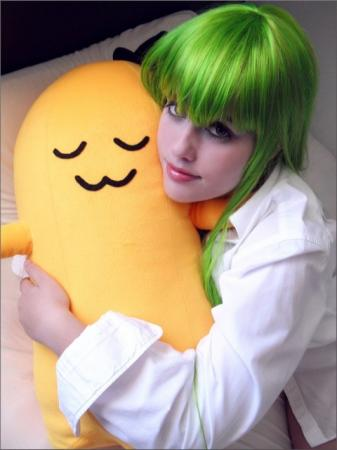 C.C. from Code Geass worn by ClowPrincess
