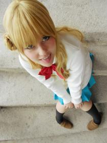 Kurumizawa Ume from Kimi ni Todoke worn by ClowPrincess