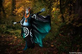 Midna from Legend of Zelda: Twilight Princess worn by Slaahv