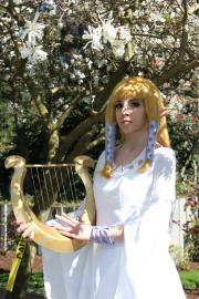Zelda from Legend of Zelda: Skyward Sword worn by Slaahv