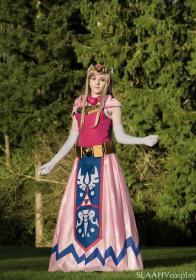 Princess Zelda from Legend of Zelda: The Wind Waker  by Slaahv
