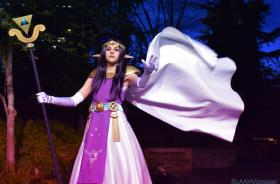 Princess Hilda from Legend of Zelda: A Link Between Worlds worn by Slaahv