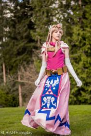 Princess Zelda from Legend of Zelda: The Wind Waker