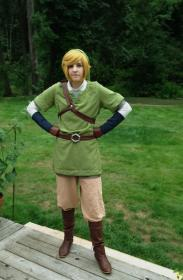 Link from Legend of Zelda: Skyward Sword worn by Slaahv