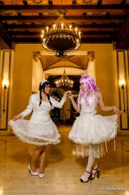 Tsukimi Kurashita from Princess Jellyfish worn by Unyuu