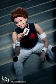 Hisoka from Hunter X Hunter by Harmony