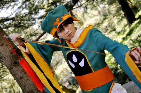 Syaoran Li from Card Captor Sakura worn by Harmony